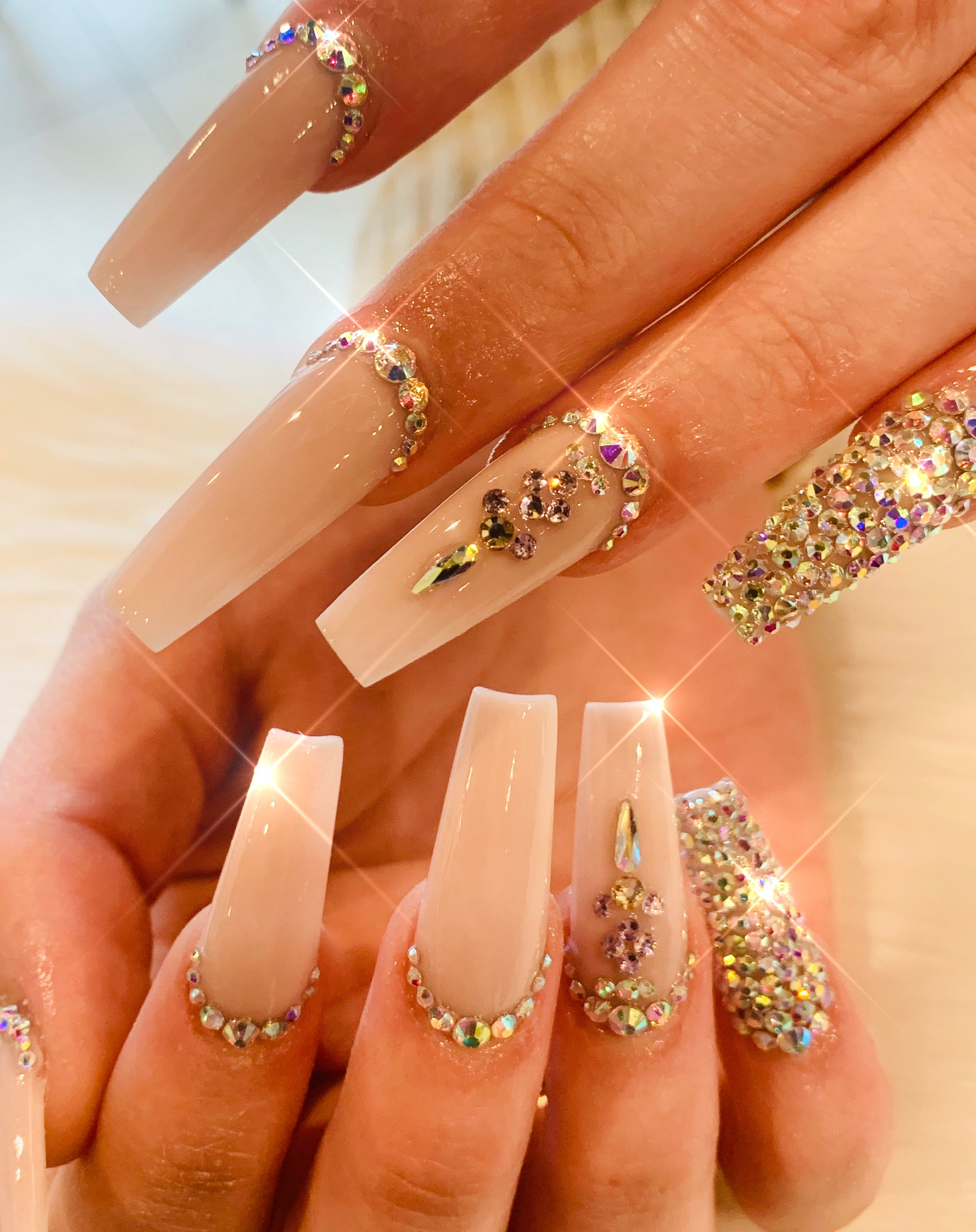 Nail Creations Tumwater Manicure Pedicure Nail Design Services